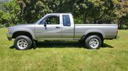 1993 Toyota Tacoma 1993 TOYOTA PICKUP 4X4 EXTRA CAB WITH ONLY 85, 855
